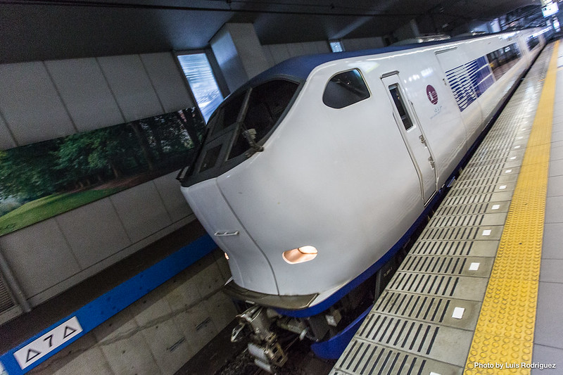 Kansai Airort Express Haruka-18