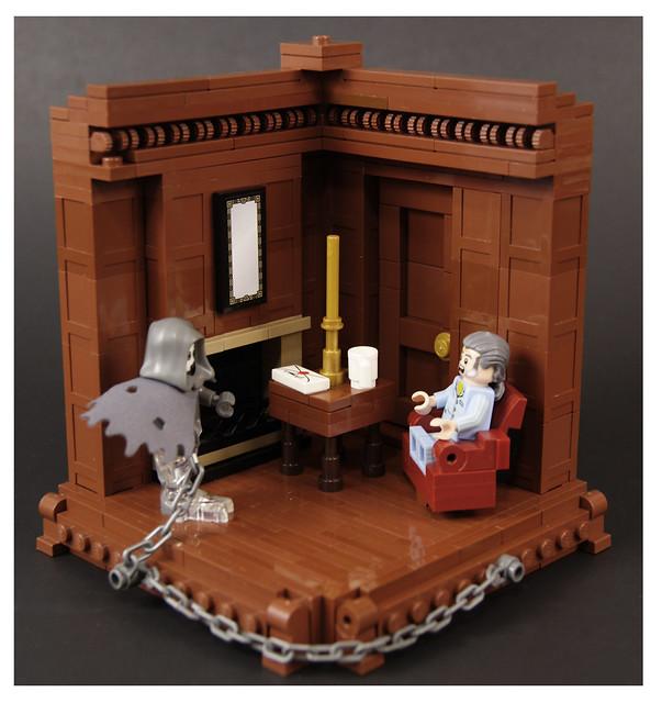 Lego Christmas Carol 2 - Marley's Ghost