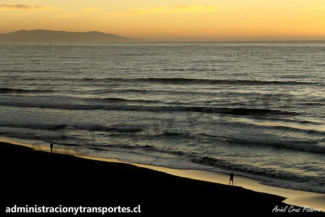 Playa Curiñanco