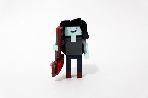 LEGO Ideas Adventure Time  21308  Review   The Brick Fan LEGO Ideas Adventure Time  21308    Marceline