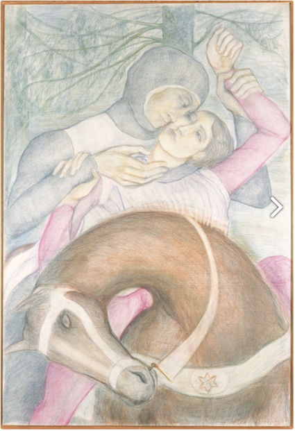 17a05 PK Le jeune Ogier dans les bras de frère Lahire