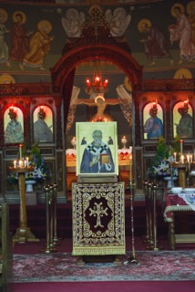 St. Nicholas Feast Day 06/12/2016