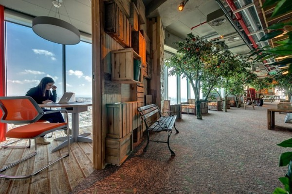 Google Offices in  Tel Aviv, Israel 5