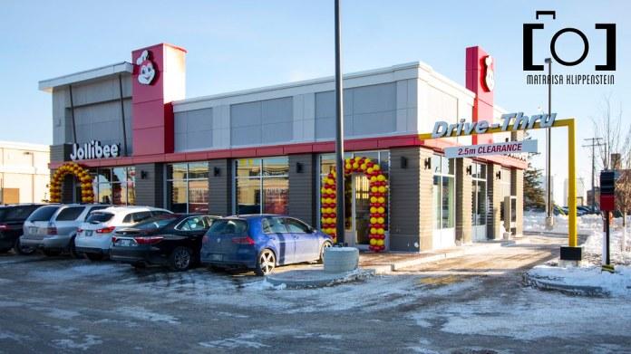 Canada's First Jollibee Now Open in Winnipeg