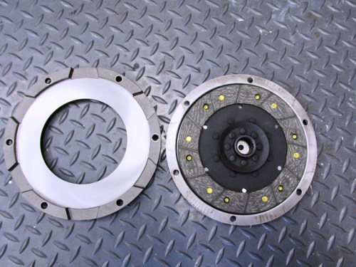 Southland Clutch Refurbished Compression Ring and Clutch Plate