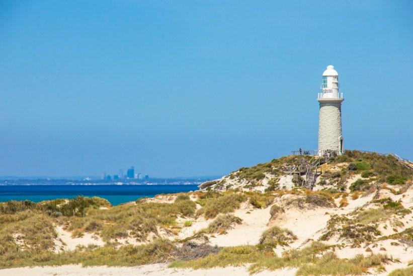 Lighthouse Rottnest Island