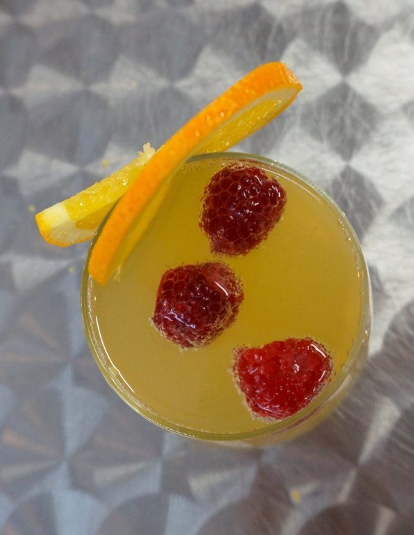 Public Kitchen Mimosa | thelittleredspoon.com