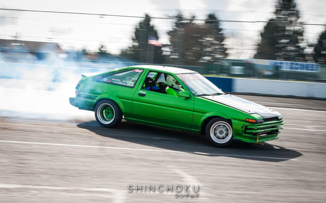 Evergreen Drift - Open Drift (3-5-16)