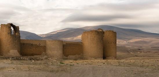 Ani, city walls (10/20th century)