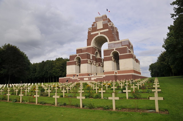Memorial at Thiepval