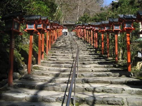 Día 3: Japón (Monte Kurama: Santuario Kibune, Templo Kurama y Onsen. Osaka: Nipponbashi con Den Den Town, Namba con Dotonbori y Puente Ebisu, Amerikamura, etc).
