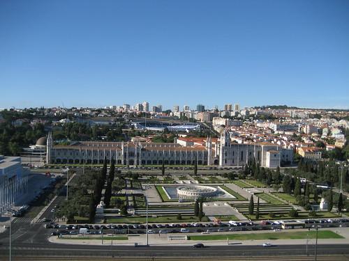 Patrimonio de la Humanidad en Europa y América del Norte. Portugal. Monasterio de los Jerónimos.