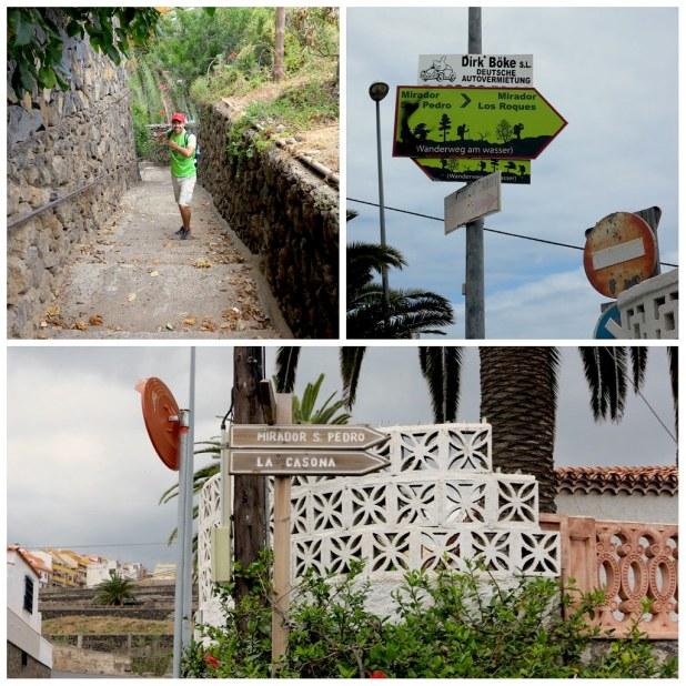 Sendero San Pedro La Romantica