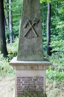 Denkmal Sächsischer Bauernaufstand