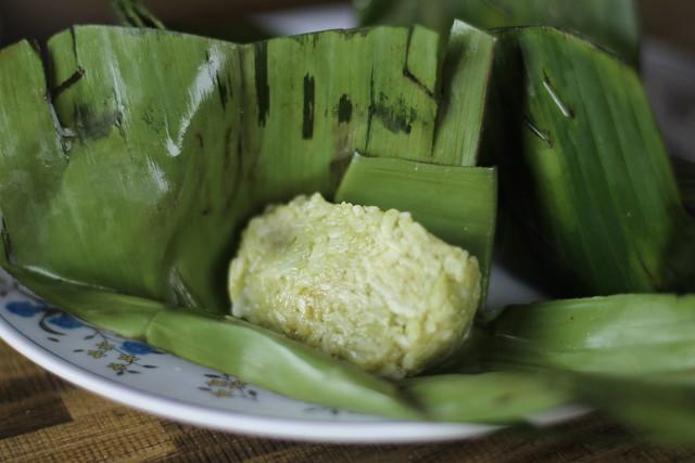 Rice Tapai
