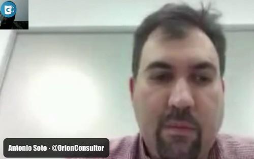 Antonio Soto, director de Orion Consultores