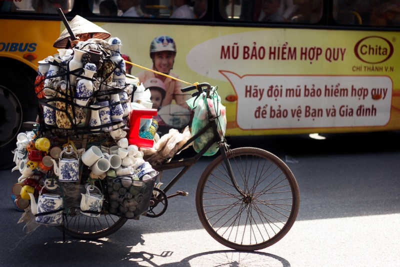 Ha Noi People, Vietnam