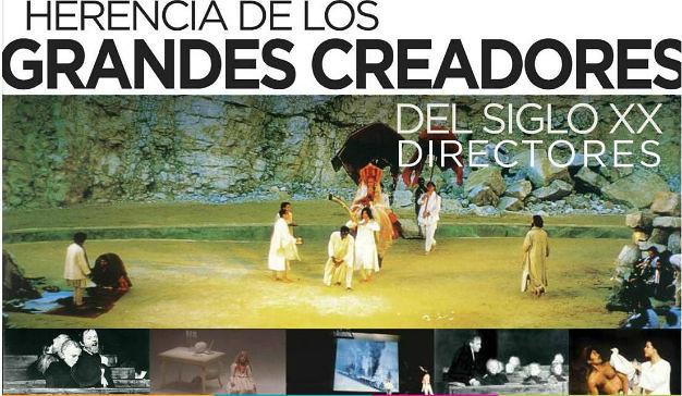 IPBA invita a la proyección del Ciclo Herencia de los Grandes Creadores del Siglo XX