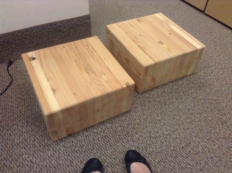 The original blocks in my office.