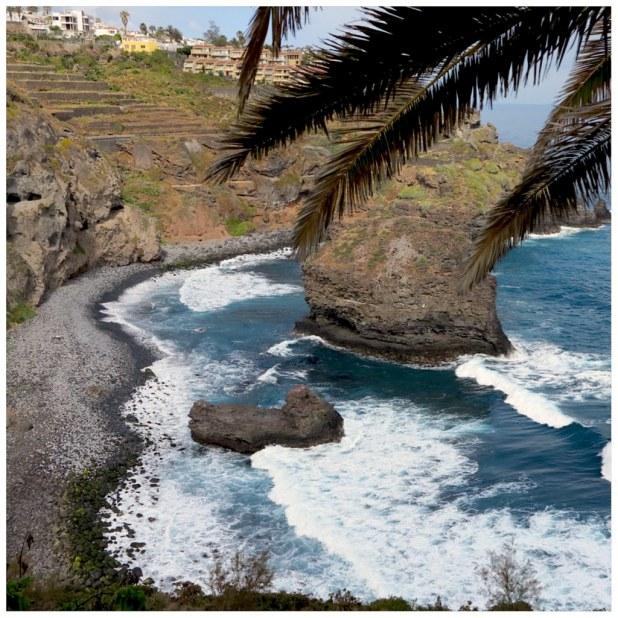 Playa Los Roques Tenerife