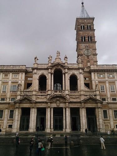 Patrimonio de la Humanidad en Europa y América del Norte. Italia. Centro histórico de Roma y Bienes de la Santa Sede situados en la ciudad de Roma.