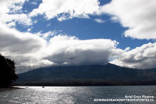 Volcán Osorno - Lago Todos los Santos