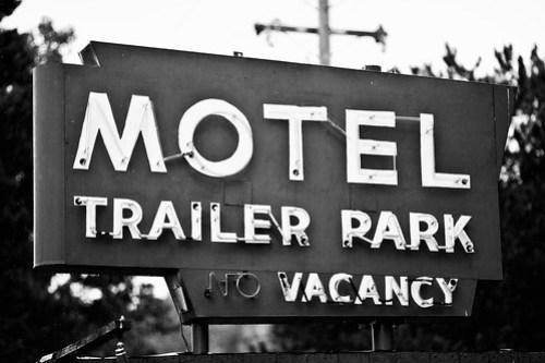 Motel Trailer Park, Plate 2