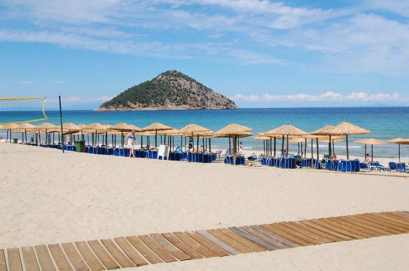 Thassos- Paradise Beach
