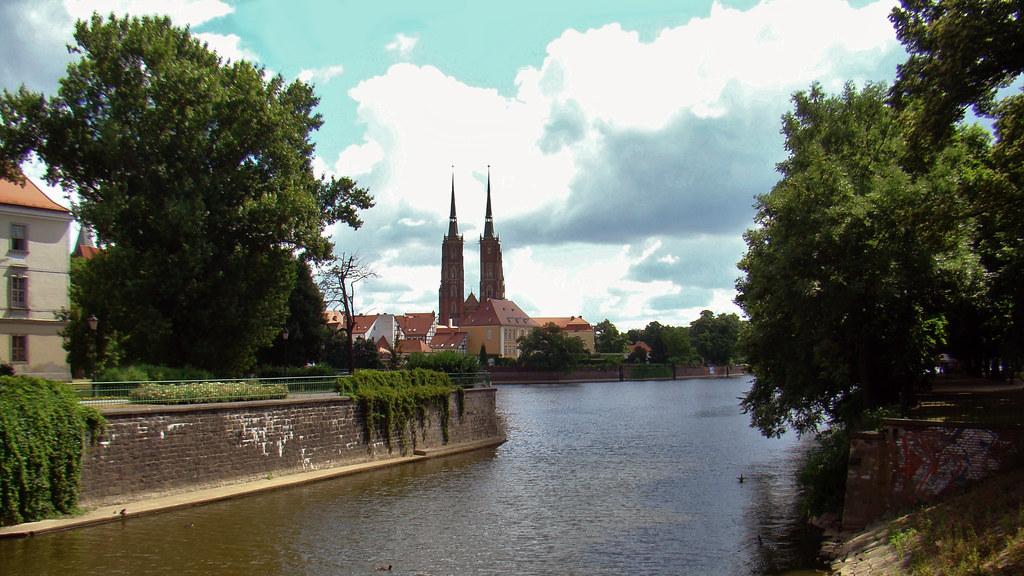 Breslavia río Oder Polonia 06