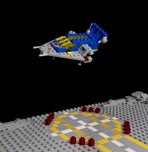 Minimized version of the LL 924 Space Cruiser