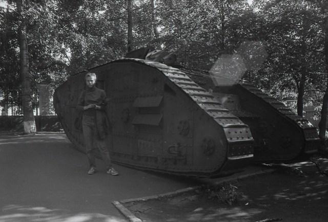 01 Архангк танк