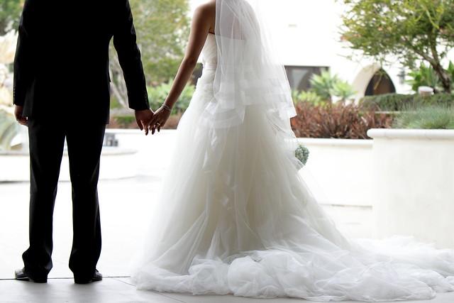como é se casar nos Estados Unidos
