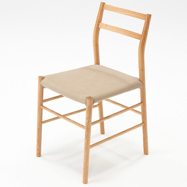 Lightweight Ash Wood Chair