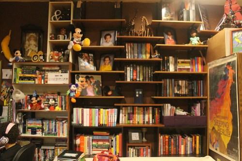 New Bookshelves! :)