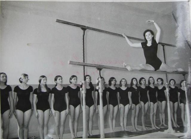 Zlatno doba užičke gimnastike