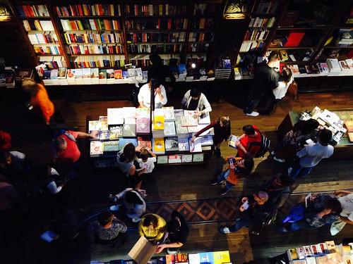 Librería Lello e Irmao, Oporto. Portugal