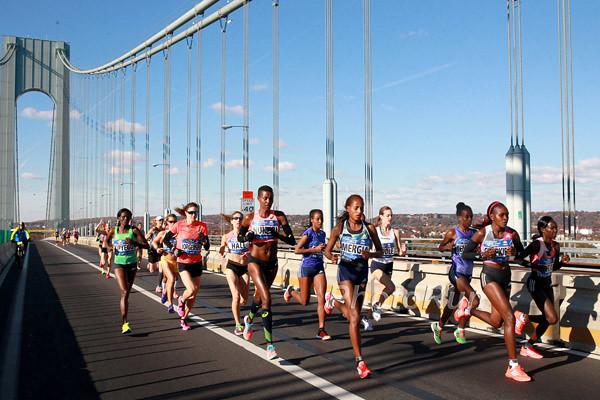 2016 NYC Marathon Weekend