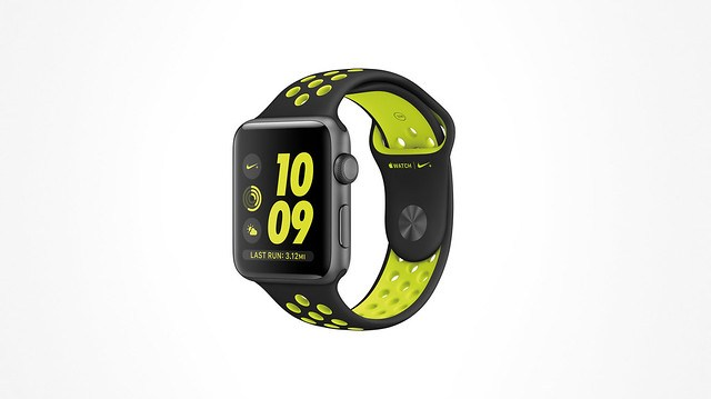 Nike Plus Apple Watch