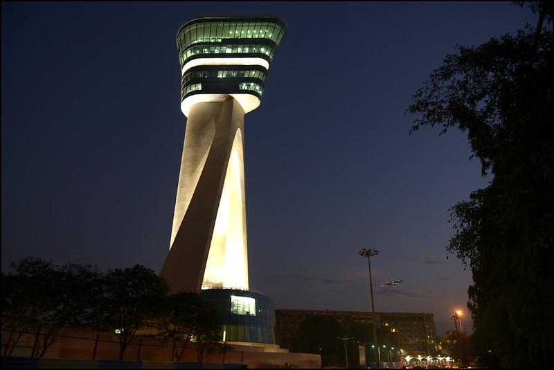 Air Traffic Control Tower, Mumbai Airport