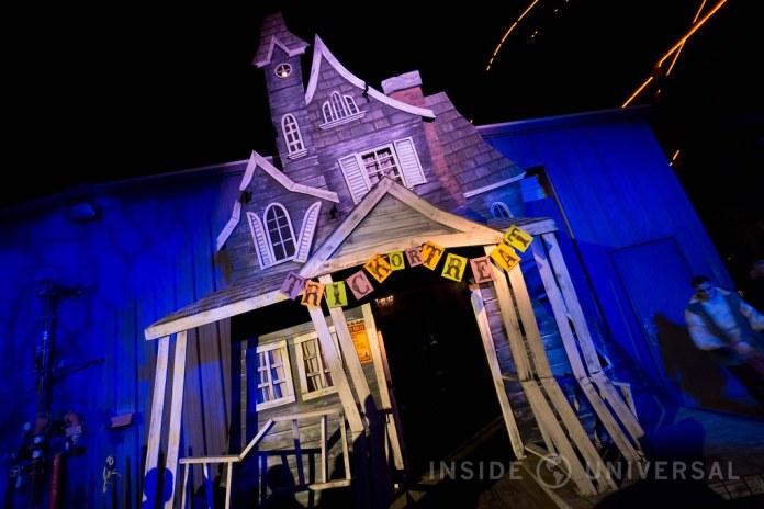 Knott's Scary Farm (2016) - Trick of Treat