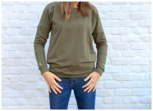glitter sweater 1