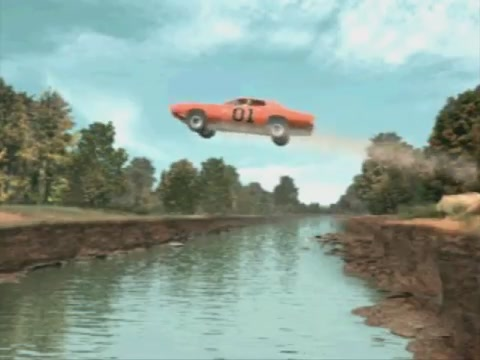 dukes of hazzard racing for home yeehaw