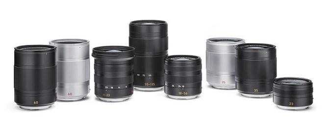 Leica_TL_objectifs