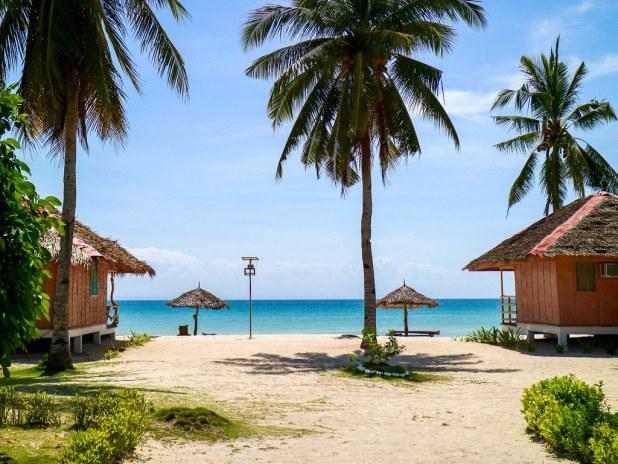 Budyong beach resort Bantayan