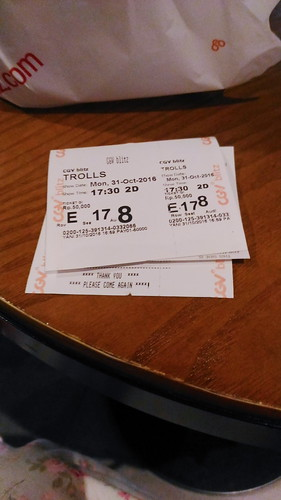 Trolls Movie Day - dianravi.com