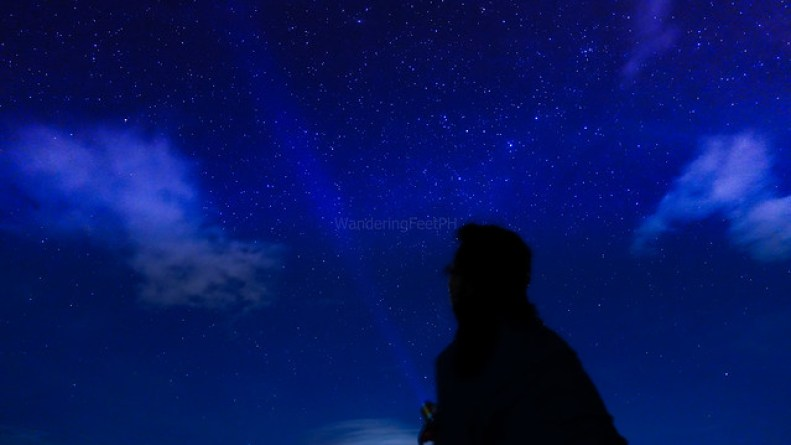 mt naupa night skies
