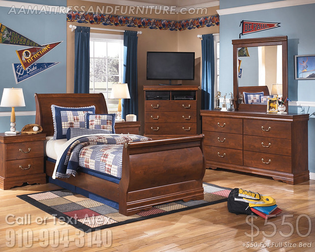 Wilmington Youth Bed Set FSBO
