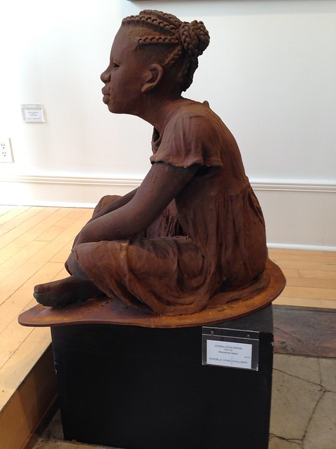 Woodrow Nash at Angela King Gallery, New Orleans