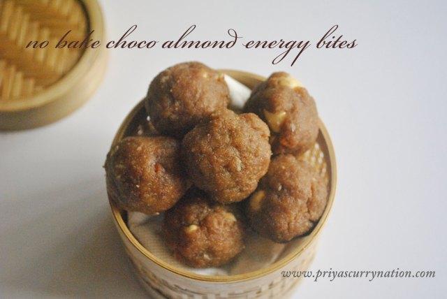 choco-almond-balls