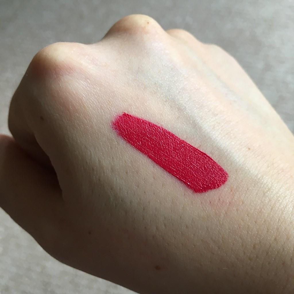 MUA Luxe Velvet Lip Lacquer Reckless
